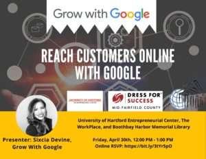 Grow with Google promo