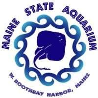 Maine State Aquarium logo