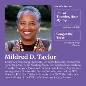 Mildred D Taylor